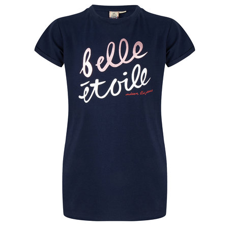 Indian Blue Jeans Indian Blue Jeans T-shirt belle Navy