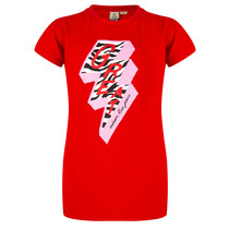 T-shirt great bright red