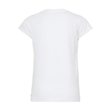 Name It Name It T-shirt Jandrea bright white