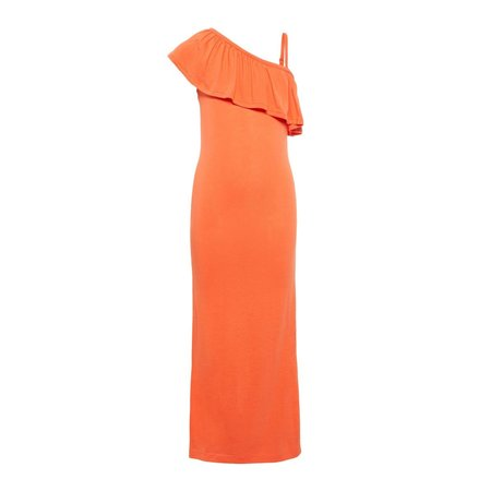 Name It Name It maxi dress happy emberglow