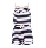 Name It Name It jumpsuit Vigga strawberry cream aop stripes