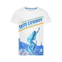 T-shirt Horten bright white