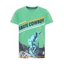 T-shirt Horten green spruce