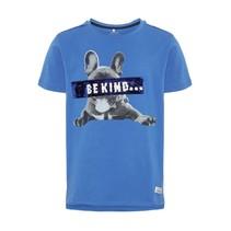 T-shirt Jonas bachelor button