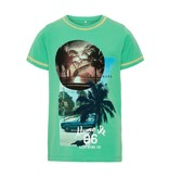 Name It Name It T-shirt Jason green spruce