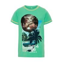 T-shirt Jason green spruce