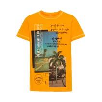 T-shirt Jason orange pop