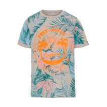 T-shirt Johano grey melange