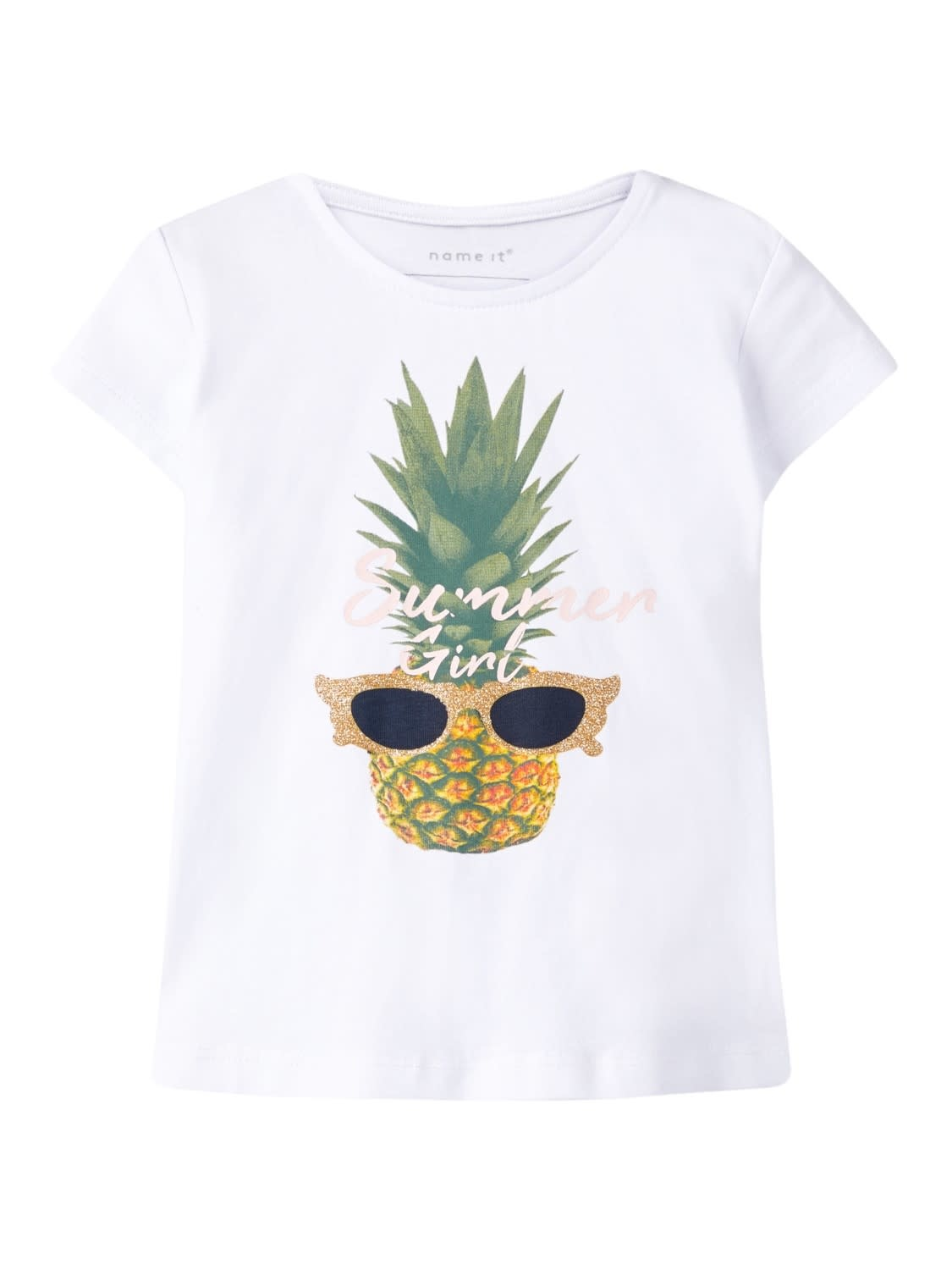 Name It Name It T-shirt Jappa bright white