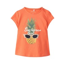 T-shirt Jappa emberglow
