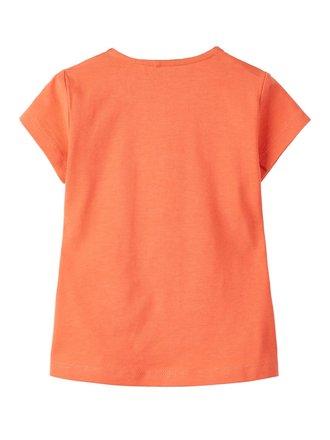 Name It T-shirt Jappa emberglow