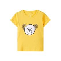 T-shirt Henno daffodil
