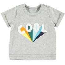 T-shirt Jemin light grey melange