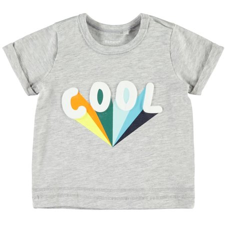 Name It Name It T-shirt Jemin light grey melange