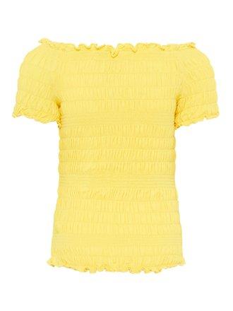 Name It T-shirt Habaja primrose yellow