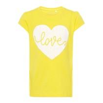 T-shirt Halusse primrose yellow