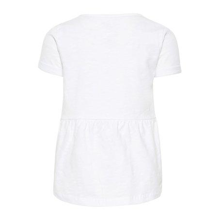 Name It Name It T-shirt Hazally bright white