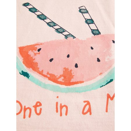 Name It Name It tanktop Vibeke strawberry cream