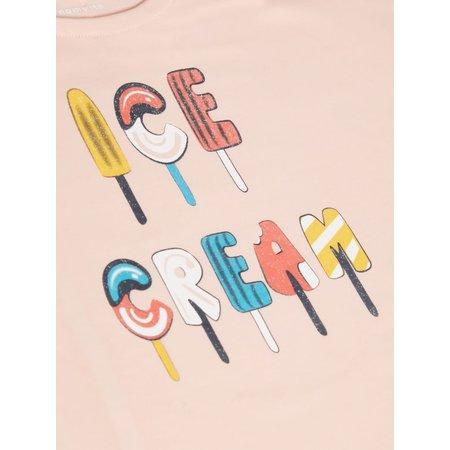 Name It Name It T-shirt Jamma strawberry cream