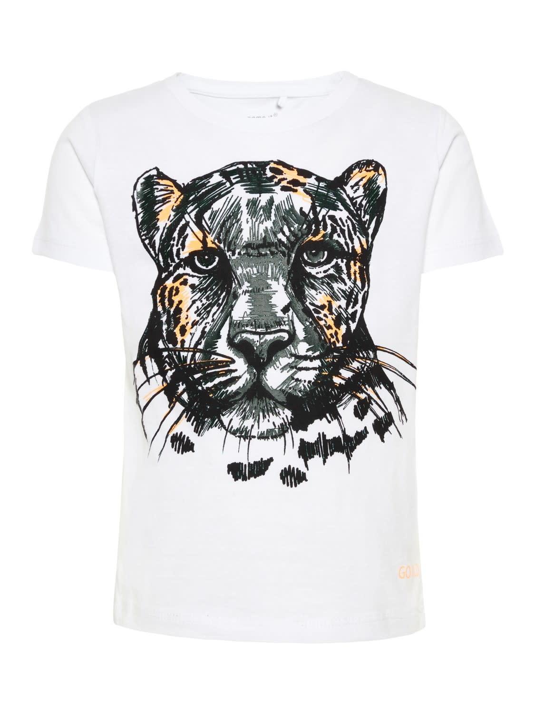 Name It Name It T-shirt Julian bright white