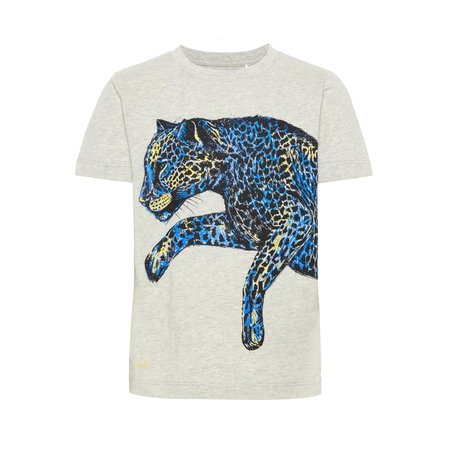 Name It Name It T-shirt Julian light grey melange