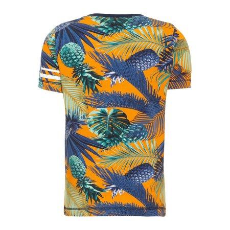 Name It Name It T-shirt Jukka flame orange