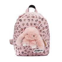 Rugzak (s) honey bunny leo pink