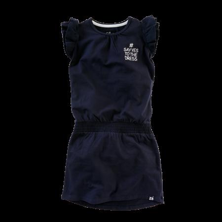 Z8 Z8 jurk Tineke royal blue