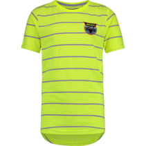 T-shirt Hichiro neon yellow