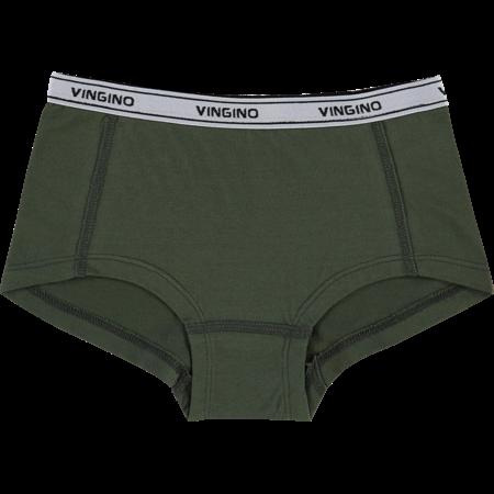 Vingino Vingino hipster 2-pack Solid dark army