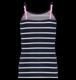 Vingino Vingino singlet striped dark blue