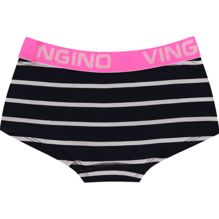 Vingino Vingino hipster 2-pack striped hot lips