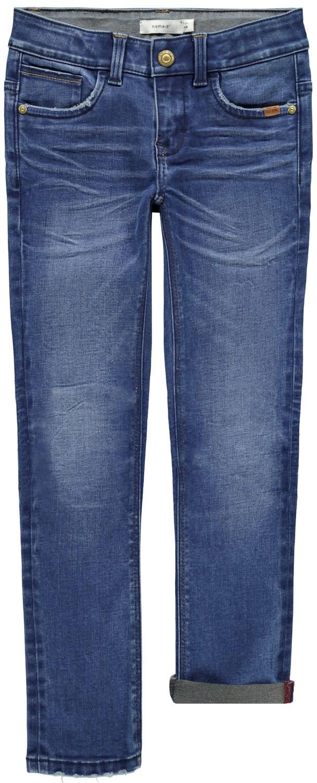 Name It Name It spijkerbroek Pete Togo dark blue denim