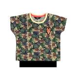 Beebielove Beebielove T-shirt print flower