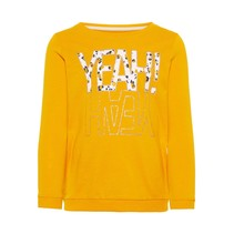 Longsleeve Lubella golden orange