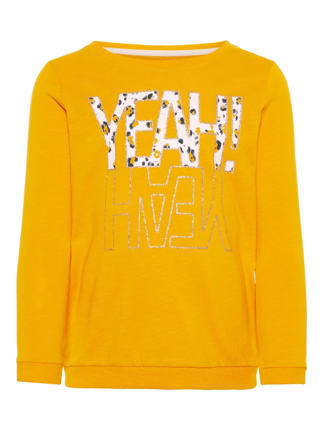 Name It Name It longsleeve Lubella golden orange