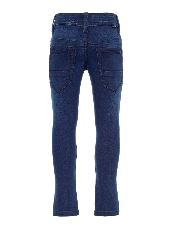9e2765ec733ed5 Name It spijkerbroek Silas Core medium blue denim   Hippe Mensjes