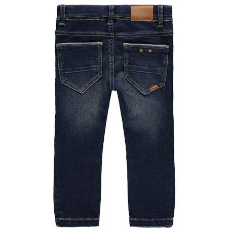 Name It Name It spijkerbroek Theo Bobo dark blue denim