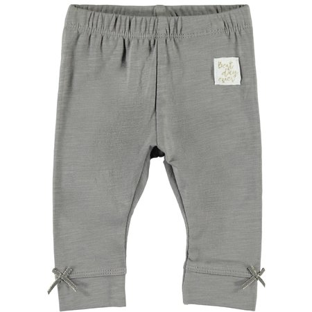 Name It Name It legging Liva steel gray