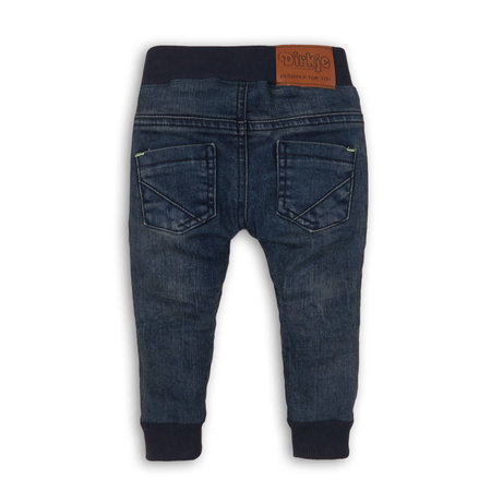 Dirkje Dirkje jeans smile if you dare blue jeans