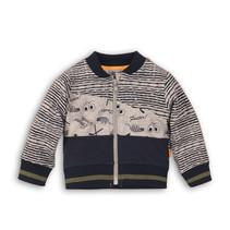 Vest go get them tiger grey melee + stripe + navy
