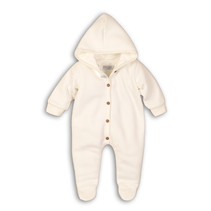 Snowsuit you are loved off white