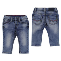 Spijkerbroek soft denim basic