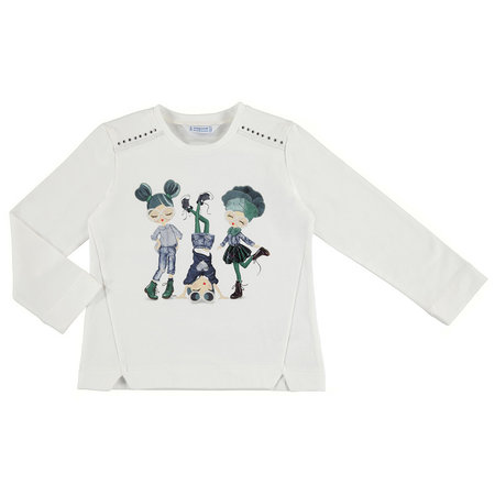 Mayoral Mayoral longsleeve doll navy
