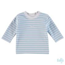 Longsleeve stripe blue