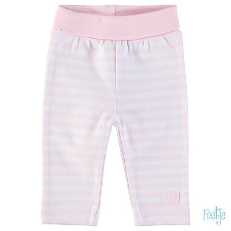 Feetje Feetje broekje stripe rose