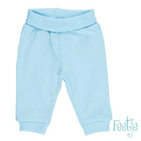 Feetje Feetje broekje interlock stripe blue