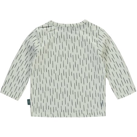 Levv Levv longsleeve Ido off white paint str.