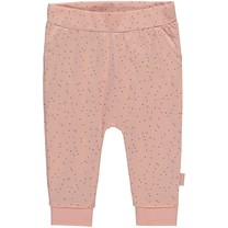 Broekje Inge dusty pink small dot