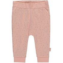 Broekje Inge dusty pink small dot